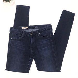 AG Adriano Goldschmied Skinny Jeans Size 26